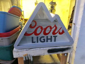 Coors Light Mini Fridge for Sale in Maryville, TN