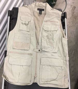 Banana Republic Safari Photographer / Fisherman's Vest Used Like New Size S for Sale in Oakland Park, FL