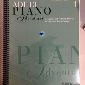 Adult piano Book for Sale in Mission Viejo, CA