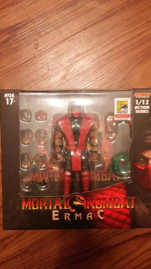Storm Collectibles Ermac *CLEAN* for Sale in Lubbock, TX