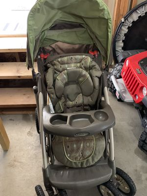 Click connect Graco stroller. for Sale in Valley Center, KS