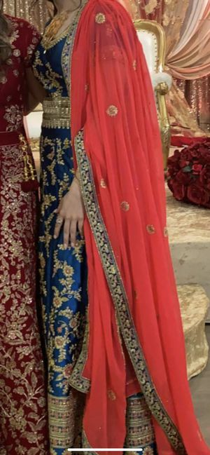 Beautiful Hindi dress! for Sale in Orland Park, IL