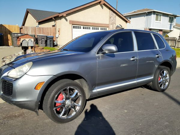 Honda Fairfield Ca >> 2004 Porsche cayenne turbo runs great no problems for Sale ...