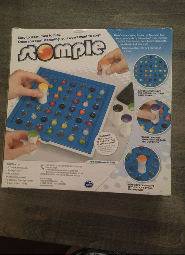 Stomple: The Addictive Marble-Stomping Game