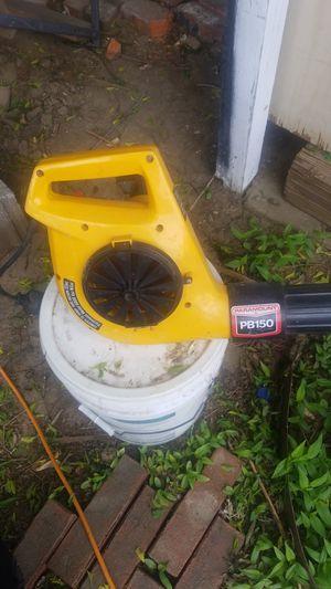 Electric leaf blower. for Sale in Tulsa, OK