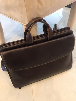 Johnston and Murphy Portfolio Briefcase for Sale in Fort Lauderdale, FL