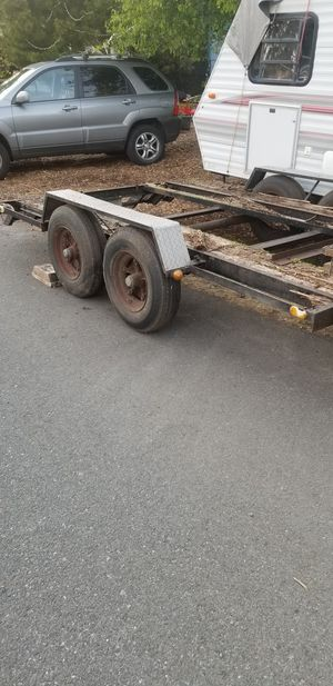 PENDING...Car trailer 11x7 for Sale in Lynnwood, WA