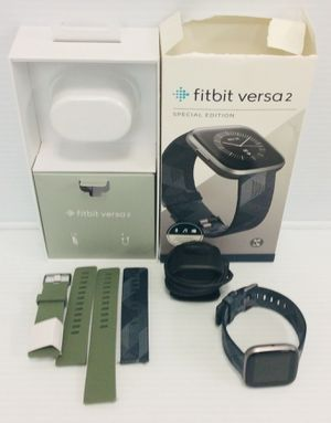 NEW OPEN BOX FITBIT VERSA 2 SPECIAL EDITION ACTIVITY TRACKER for Sale in Tamarac, FL