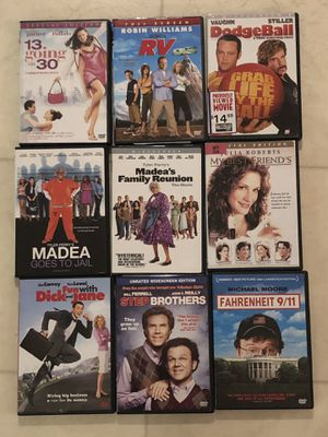 9 DVDs for Sale in Smyrna, TN