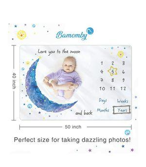 Baby milestone blanket for Sale in San Jose, CA