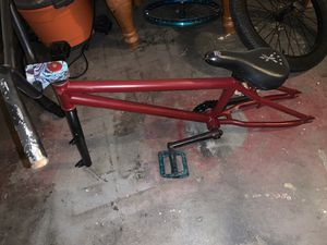 Bmx bike frame for Sale in Nashville, TN