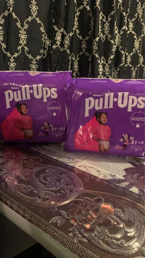 Huggies Pull-ups 3t-4t for Sale in Bell Gardens, CA