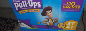 Huggies PullUps 3t 4t 116 count for Sale in Yeadon, PA