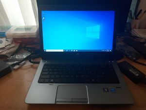 HP Probook 640 G1 Laptop w/Windows 10 for Sale in Tampa, FL
