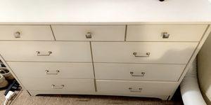 9 drawer dresser for Sale in Mercer Island, WA