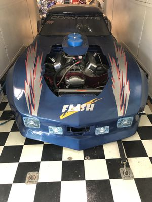 8 second race car with enclosed trailer for Sale in Joliet, IL