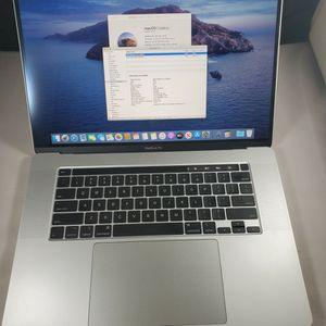 MacBook Pro 16 2019 Touchbar 64GB Ram 2TB SSD i9 8GB GFX for Sale in Vancouver, WA