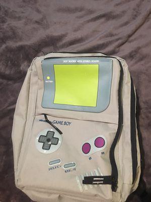 Nintendo Game Boy backpack for Sale in Grand Prairie, TX