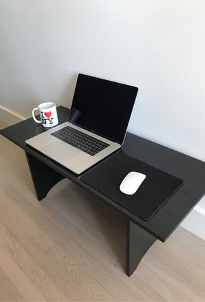 """15.5"""" tall standing desk riser, 15x36 top for Sale in San Francisco, CA"""
