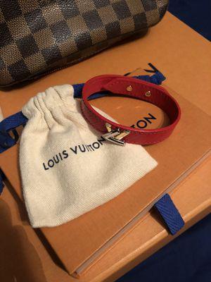 Louis Vuitton Logo Bracelet for Sale in Berwyn, IL