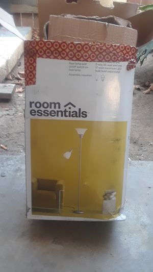 Essential floor lamp for Sale in Hacienda Heights, CA