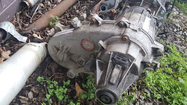 2000 Jeep Grand Cherokee v8 transmission transfer case