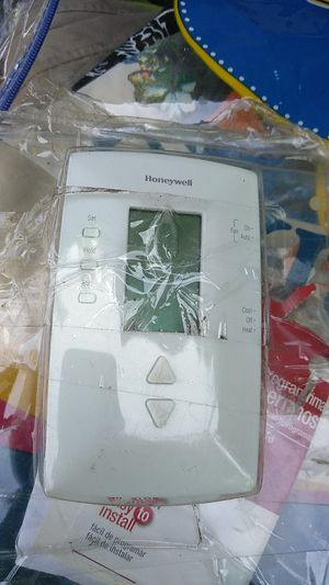 Honeywell thermostat for Sale in Compton, CA