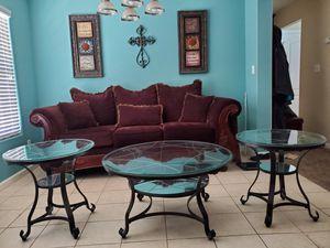 Livingroom Table Set for Sale in Porterville, CA