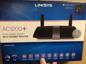 Linksys WiFi router for Sale in Riverside, CA