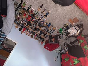 WWE Action figure collection for Sale in Gresham, OR