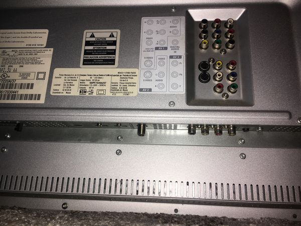 Philips TV 50in