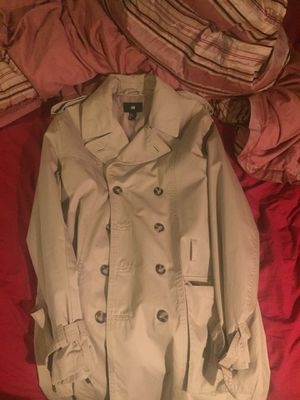 Trench jacket for Sale in Colesville, MD