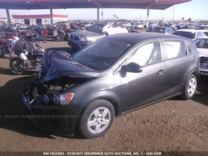 2016 chevy sonic for parts for Sale in Phoenix, AZ