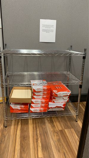 Metal rack for Sale in Gilbert, AZ
