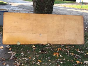 FREE 8 foot folding table for Sale in Bloomingdale, IL