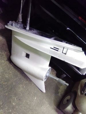 Lower unit , gearcase,outboard Evinrude 115 E-TEC Exchange for Sale in Houston, TX