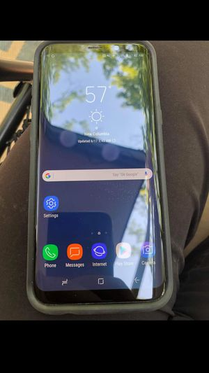 Samsung galaxy s8 plus for Sale in Sunbury, PA
