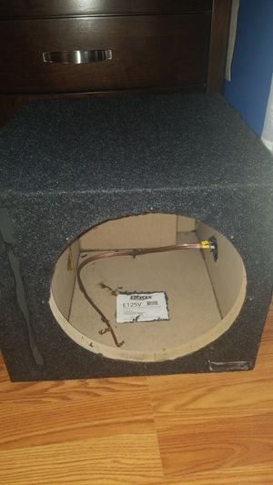 12 inch Ported B Box for Sale in Dedham, MA