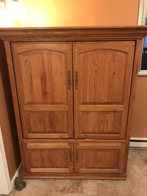 Oak Hutch for Sale in Nazareth, PA