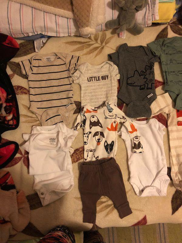 Newborn and Premature baby clothes