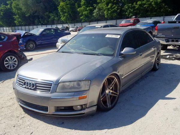 2005 Audi A8 . Parts only