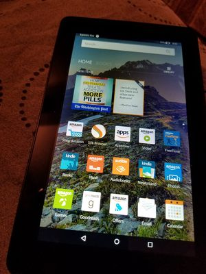 Amazon fire 7 inch tablet for Sale in Forest Heights, MD
