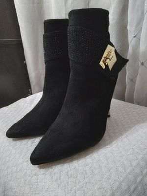 Black Suede Boots 6 1/2 for Sale in Federal Way, WA