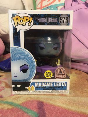 AUTHENTIC DISNEY FUNKO POP MADAME LEOTA for Sale in San Diego, CA