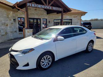2017 Toyota Corolla for Sale in Killeen,  TX