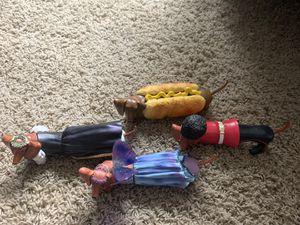Hot Dog Dachshund Figurines for Sale in Portland, OR