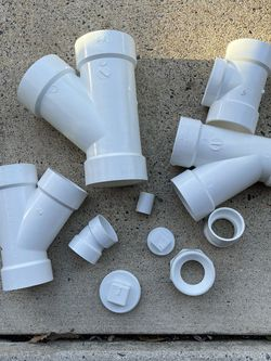 Miscellaneous PVC Fittings for Sale in Vienna,  VA