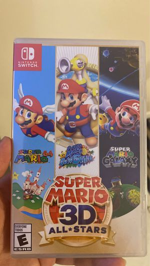 Mario 3d sealed brand new for Sale in Sunrise, FL