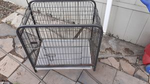 Small dog cage for Sale in Escondido, CA
