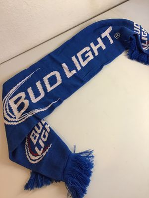 BUD LIGHT SCARF for Sale in Stockton, CA